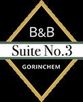 Bed & Breakfast Suite No.3 Logo